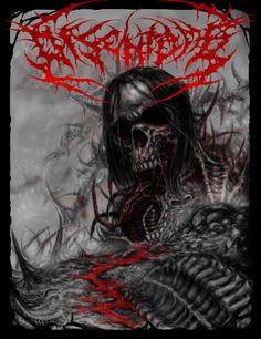 Cover art by Leonardo Bimbati for DISENTOMB