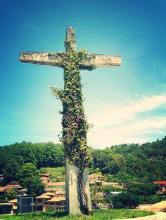 Cruz Mirador, Santa Lucia- Honduras