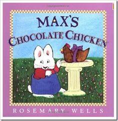 max's chocolate chicken activities