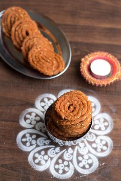 How about some whole wheat flour chakli? recipe with stepwise photos #chakli #Diwali.