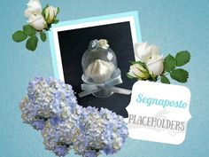 The Wedding Room: segnaposto eleganti/Elegant placeholders