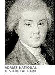 Young John Adams Fabric of America on P...