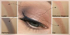 AMU | Rose Golden Eyes | ZOEVA Rose Gold Palette