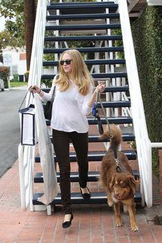 Amanda Seyfried Clothes
