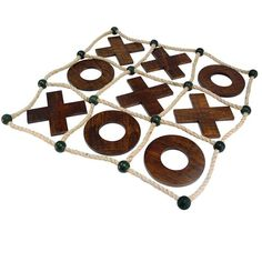 Giant Outdoor Tic Tac Toe Game by Jaques of London Lawn Games, Backyard Games, Outdoor Games, Outdoor Play, Outdoor Living, Wedding Activities, Wedding Games, Wedding Ceremony, Wedding Ideas