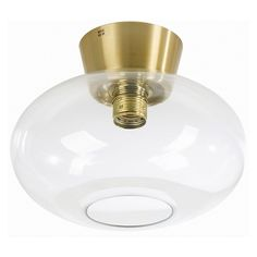 Bullo Plafond Klart Glass - Taklamper - Innebelysning | Designbelysning.no