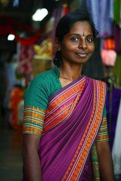 Indian women by simonbondphotography.com, via Flickr