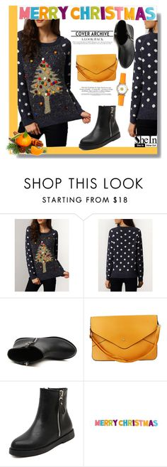 """""""SheIn #1"""" by cherry-bh ❤ liked on Polyvore featuring moda, ANISE, Hermès, Sheinside e shein"""