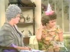 "Mama's Birthday, with Betty White. The Carol Burnett Show.  Disclaimer: ""I have no claim on this video content. All rights reserved by copyright owners"""