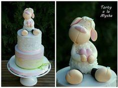 Lamb / sheep cake