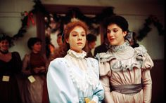 ohlydiane:    Diana: My, my. Doesn't Gilbert look dashing tonight?Anne:Gilbert? I hadn't noticed him.Diana:It's too bad you've been so awful to him—he might have asked you to dance.Anne:If I wanted him to ask me, which I don't, he certainly would.Gilbert Blythe would stand on his head for me if I asked him to.  Anne of Green Gables, 1985