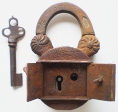 Old Persian Lock