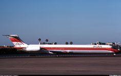 McDonnell Douglas MD-81 (DC-9-81) - PSA - Pacific Southwest Airlines | Aviation Photo #0389096 | Airliners.net
