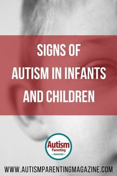 Early signs of autism spectrum disorder (ASD) can be detected in infants, yet many children with autism do not receive a diagnosis until the ages of two or three.
