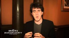 Composer Jason Robert Brown talks about the music of The Bridges of Madison County the musical.
