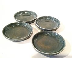 Sauce Bowls Dipping Dishes Prep Bowls by GreenLeafStudiosEtsy on Etsy