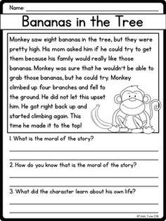 Recount a Story by Jessica Tobin - Elementary Nest 1st Grade Reading Worksheets, Free Reading Comprehension Worksheets, First Grade Reading Comprehension, Phonics Reading, Kindergarten Reading, Teaching Reading, Comprehension Strategies, Reading Response, Reading Skills
