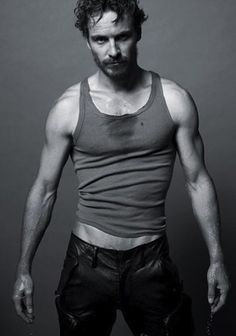 Michael Fassbender Is Hot