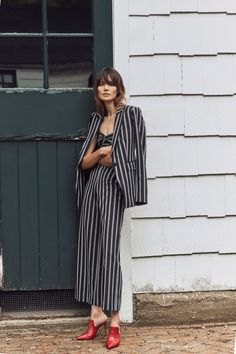 Veronica Beard Resort 2018 Collection Photos - Vogue