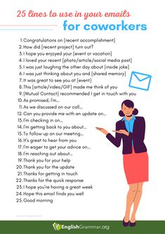 25 lines to use in your emails for work English Grammar, English Language, I Think Of You, Love You, Just Thinking About You, Islamic Pictures, Touching You, Learn English, Vocabulary