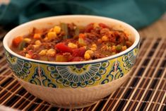 Easy Vegetable Soup - This is a lo-cal, heart healthy meal that's packed with zest. If desired the lean ground beef can be substituted with ground turkey in this easy vegetable soup recipe. Low sodium V-8 is an available alternative as well as Spicy Hot V-8 for that extra kick.