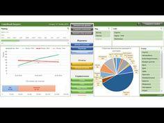 Excel - Семейный бюджет - v. 1 - Демонстрация - Андрей Ранк - YouTube