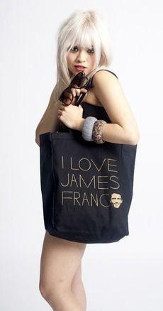 I <3 james franco for sure
