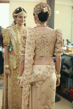 Dressed by Inba Sari Wedding Dresses, Bride Reception Dresses, Bridal Sari, Wedding Attire, Bridal Dresses, Wedding Gowns, Saree Dress, Saree Blouse, Blouse Patterns
