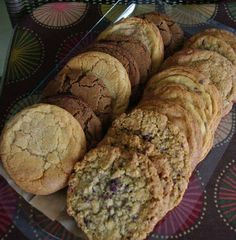 Baked goods from Midwest Coffee Roasting Company Marion Indiana.