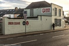 Union Square Terenure (Dublin) - New Years Day 2013 Dublin City, Union Square, Street Photography, Day, Outdoor Decor, Photos, Pictures