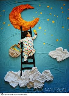 Creative Baby Photography Inspiration