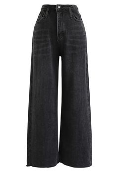 '70s babes, these are for you! Slip into these high-waisted flared jeans anytime you want to pull off a groovy retro look that's also on-trend. Wear these with an oversized sweater and slip into flats or tuck in a bodysuit and head out with pointed-toe heels. Also available in navy.    - Pockets on back and front  - Concealed hook button down closure  - Non-stretch denim  - Frayed hemline  - Not lined  - 95% Cotton; 5% Spandex  - Hand wash cold            Size  Length  Waist  Hip  Thigh  Inseam Mode Outfits, Retro Outfits, Grunge Outfits, Unique Fashion, Teen Fashion, Fashion Outfits, Swaggy Outfits, Cute Casual Outfits, Stylish Outfits