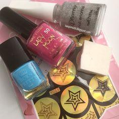 Little Fairy: Reto de Colores: Rosa - Vinilos de Estrellas de Born Pretty Store