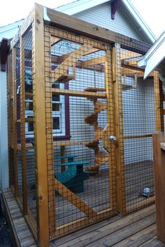 The cat's meow: Check out cat patio styles on the Catio Tour (photos, video) - cat enclosures - Chat
