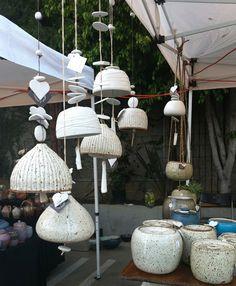 mt washington pottery - bells