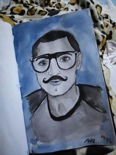 Watercolor guy