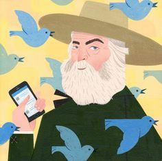 Walt Whitman - Loris Lora
