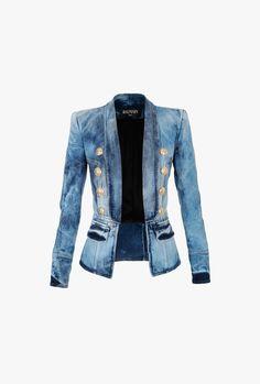 Balmain, Resort 2015, Women, Blazers Online Store