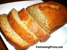 BANANA NUT BREAD - c. of applesauce - 1 c. of Brown rice flour - 2 Scoops of Myofusion Pro Banana protein powder - 1 egg & 2 egg whites - 1 Tsp of Vanilla - 1 Tsp of Baking soda - Pinch of salt - c. of Walnuts DIRECTIONS - Preheat oven at 350 Bisquick Banana Bread, Protein Banana Bread, Moist Banana Bread, Banan Bread, Banana Nut, Moist Banana Cake Recipe, Banana Bread Recipes, Cake Recipes, Dessert Recipes