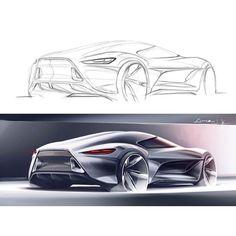 Instagram fotoğrafı: Car Design Daily • 26 Haziran 2015, 12:24