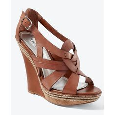 Sandal wedges!