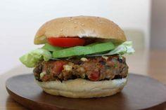 Vegan Veggie Burger recipe