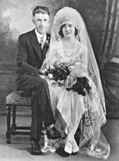 Vintage Wedding Photography