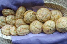 Madeleines/Muffin's au saumon, fourrés à la vache qui rit