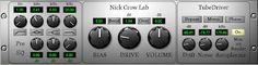 Nick Crow 'TubeDriver' Ahora en 64 Bits (VST Gratis x64)