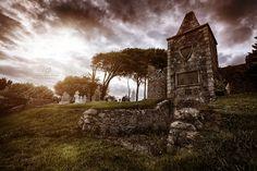 Irland, Friedhof, Julia Neubauer Fotografie                                                                                                                                                      Mehr