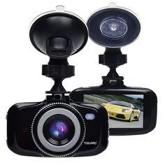 "Toguard(TM) 2.7"" Full HD 1080P F2.0 Big Eye Car Dvr Dash Camera Auto Video Recorder 170 Degree Wide Angle+G-Sensor+WDR Function"