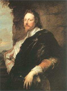 """My 14th Great Grandfather  Nicholas Lanier, 1630  """"Three generations of this remarkable family served British royalty as court musicians, poets and artists; their efforts are well-documented and their efforts were well-rewarded."""""""