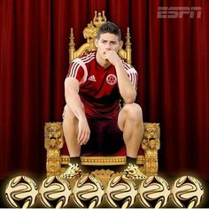 James Rodriguez is the Golden Boot winner for the 2014 World Cup.