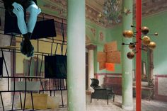 """""""Surrealistic Interiors"""" by Dimore Studio"""